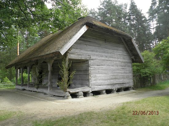 Latvian Ethnographic Open Air Museum : At The Museum