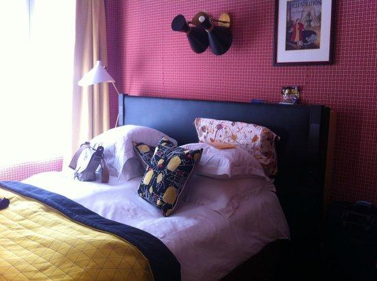 zimmer 114 picture of artus hotel by mh paris tripadvisor rh tripadvisor com