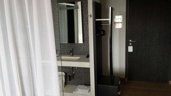 Salle De Bain Ouverte Sur Chambre Humidite : salle de bain ouverte sur ...