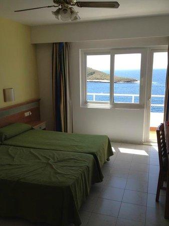 Universal Hotel Florida: My hotel room