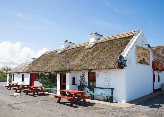 The Beach Bar Sligo: the beach bar