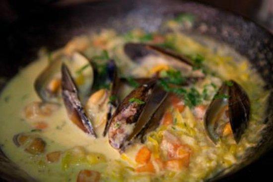 First Coast: Mussel Chowder
