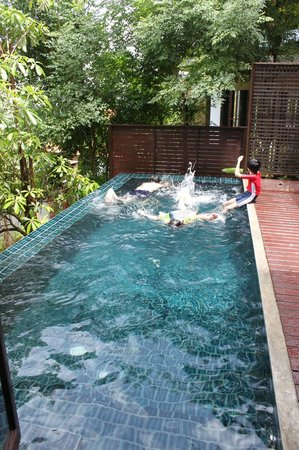 Villa Zolitude Resort and Spa: the pool