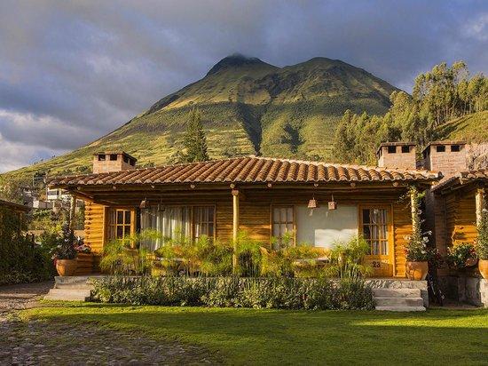 Cabanas del Lago - comedor : Hotel Rooms
