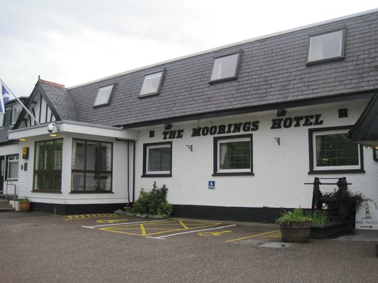 The Moorings Hotel: Excellent Hotel