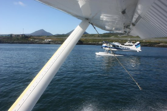 George Inlet Crab Feast: Hidroavião