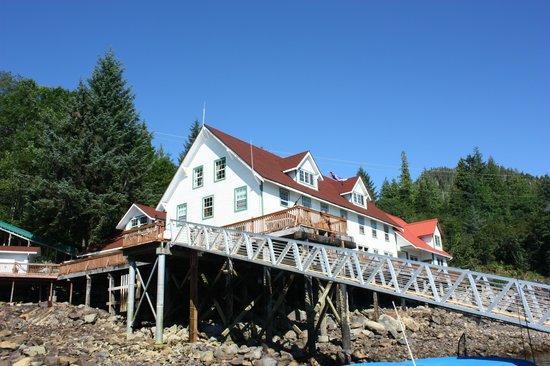 George Inlet Crab Feast: George Inlet Lodge