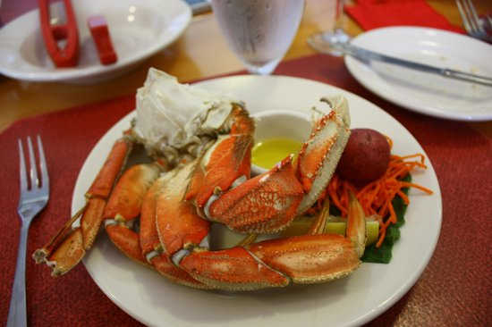 George Inlet Crab Feast: Delicious Crabs
