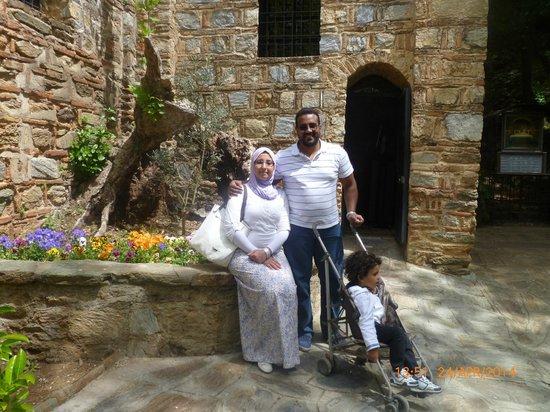 Meryemana (The Virgin Mary's House): The Virgin Meryem's House