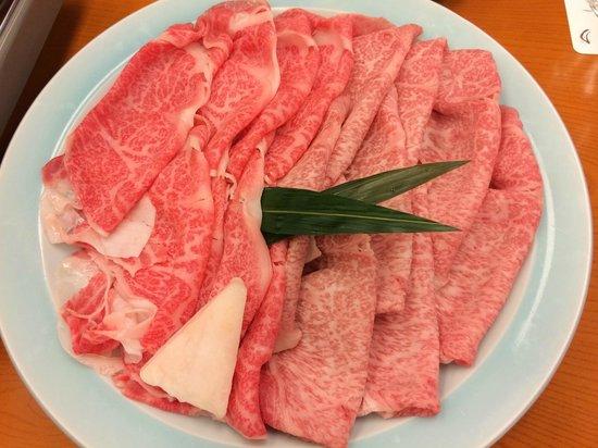 Ginza Rangetsu: Matsusaka beef