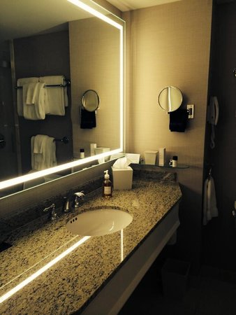 Seaport Boston Hotel : Bathroom