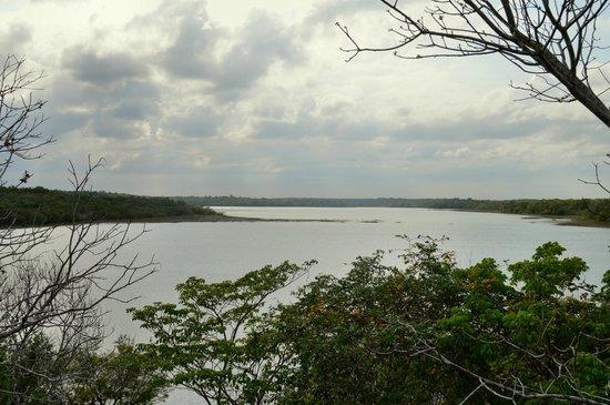 Punta Laguna Nature Reserve: Die namensgebende Lagune