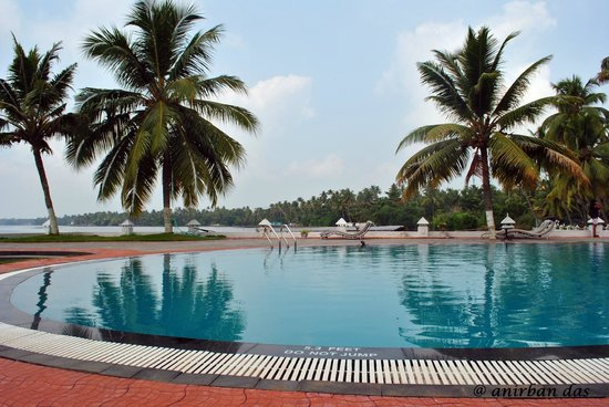 The World Backwaters : The Pool