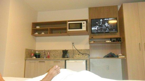 Belluno Apart Hotel: Habitacion