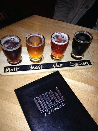 BREW Pub & Kitchen: best Durango beer