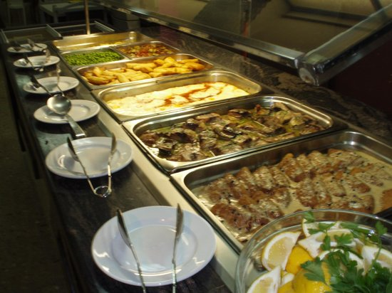 Hotel Brasil: more good tasty food