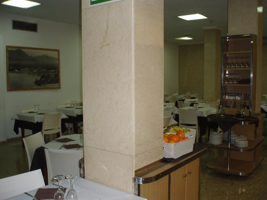 Hotel Brasil: nice friendly dining room
