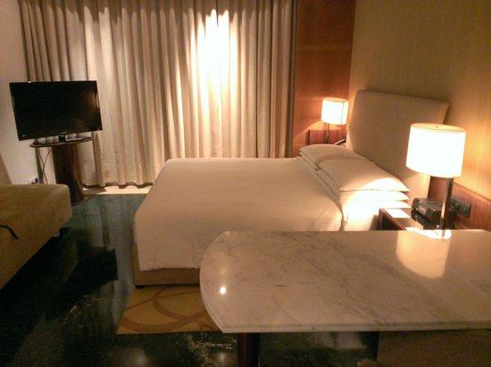 Hyatt Regency Chennai: Beds