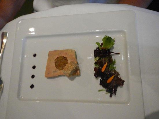 La Clarté : Foie gras bloc
