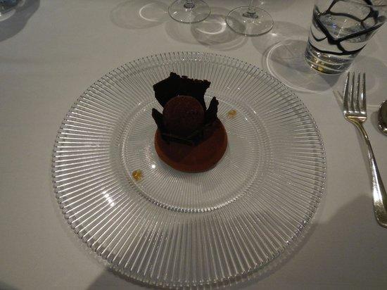 La Clarté : The chocolate dessert
