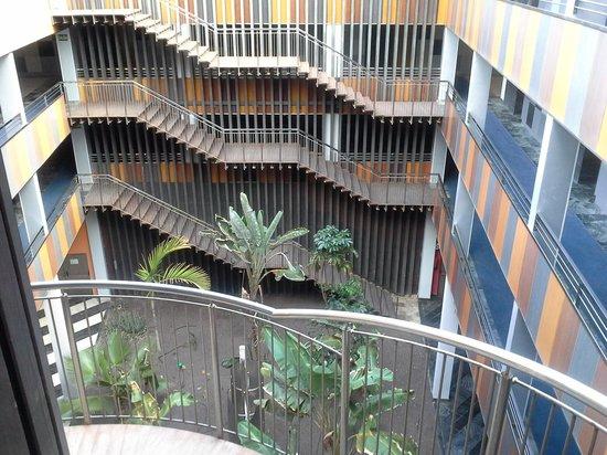 Geranios Suites & Spa Hotel: интерьеры