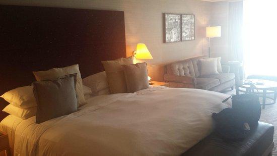 Mandarin Oriental, Singapore: bed