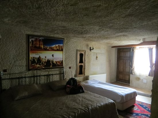 Dervish Cave House : My room