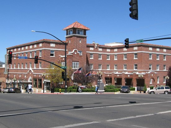 Hassayampa Inn: Hotel