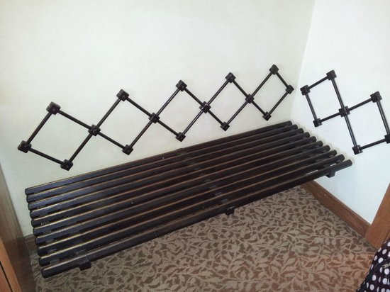 Indra Regent Hotel: Sitting Area
