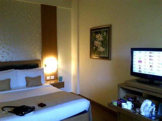 Kenilworth Hotel, Kolkata: Bed