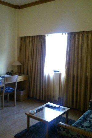 Kenilworth Hotel, Kolkata: Window