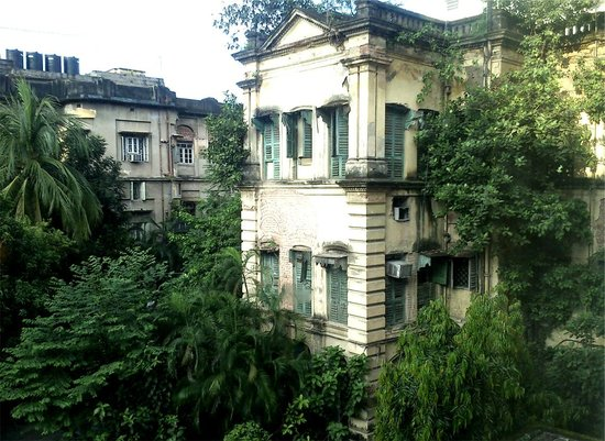 Kenilworth Hotel, Kolkata : View from my room