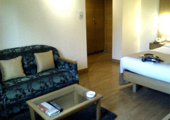 Kenilworth Hotel, Kolkata: Sitting area