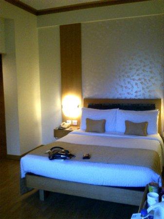 Kenilworth Hotel, Kolkata: Comfortable bed