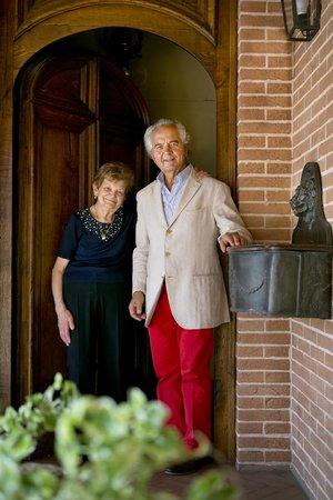 Locanda Poggioleone: Fernanda e Giancarlo