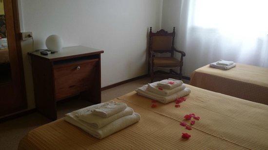 Hotel Antonia: camera