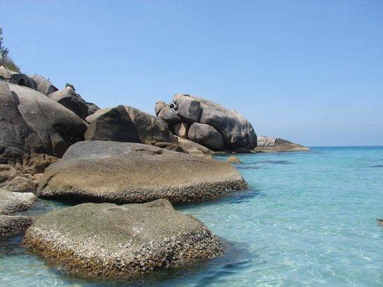 Promtsuk Buri: Море