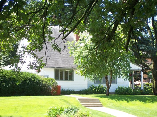 Tuthill Park: House that is included
