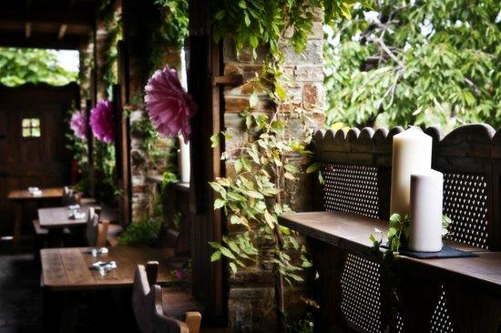Hotel La Moncloa: Terraza de Verano