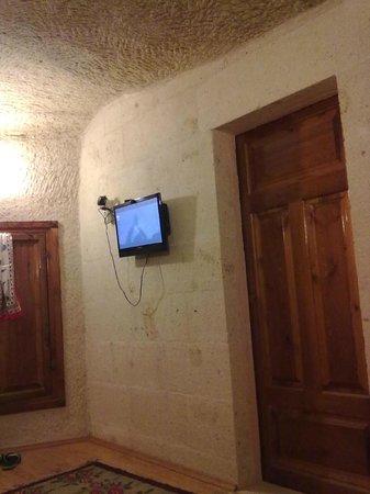 Arif Cave Hotel: Room corner