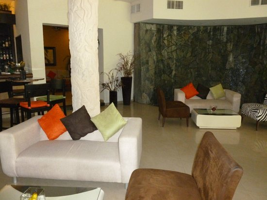 Hacienda Paradise Boutique Hotel by Xperience Hotels: lobby