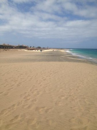 ClubHotel Riu Garopa : The amazing beach
