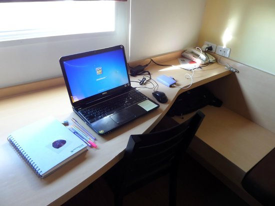 Ibis Pattaya : ready to work