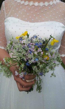 Glendalough Hotel: A bouquet of wild Wicklow flowers