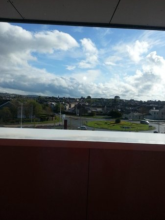 Travelodge Llanelli Central : View from room