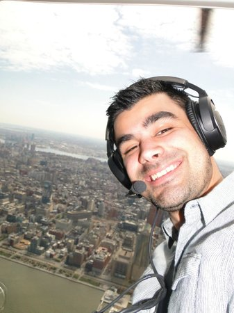 Helicopter Flight Services - Helicopter Tours: survol de manhattan