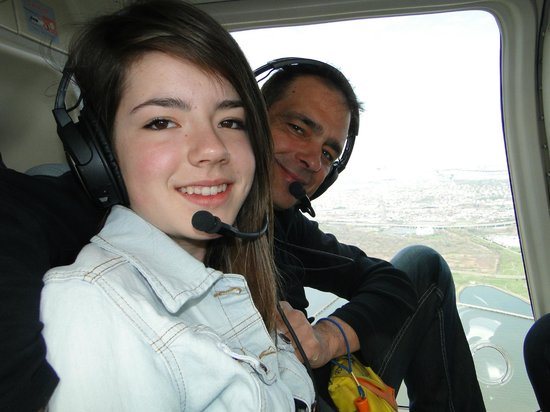 Helicopter Flight Services - Helicopter Tours: grand moment!!!