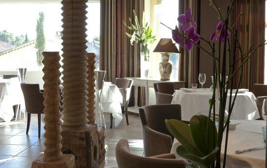 La Bastide de Cabries : Restaurant