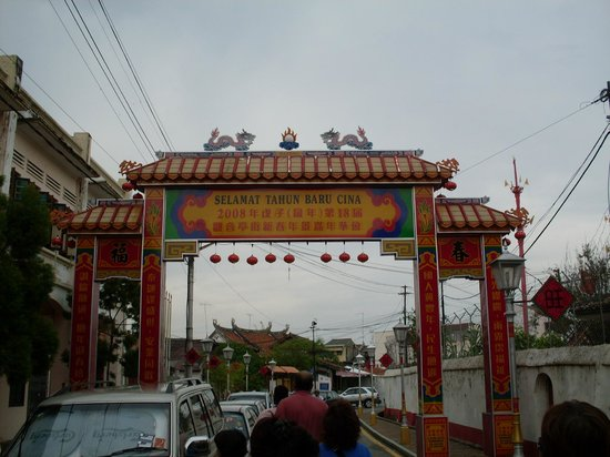 Chinatown - Melaka