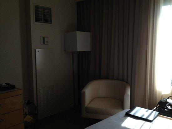 Hyatt Regency Santa Clara: seating area